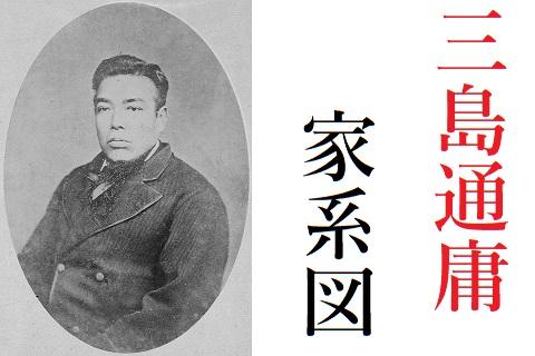 家系図 麻生太郎