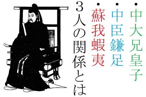 倒 した 人 を 蘇我 氏 蘇我入鹿ってどんな人?わかりやすく簡単にまとめてみました|歴史上の人物外伝